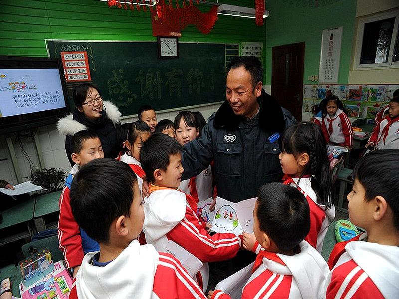 在实现和复兴伟大中国梦的教育过程中