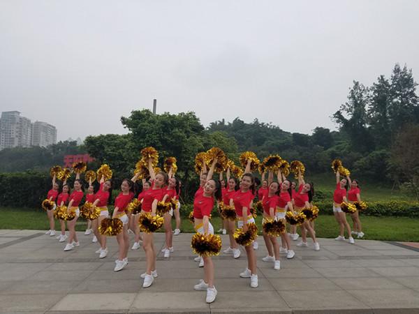 天府新区2000余名志愿者 服务成都国际马拉松