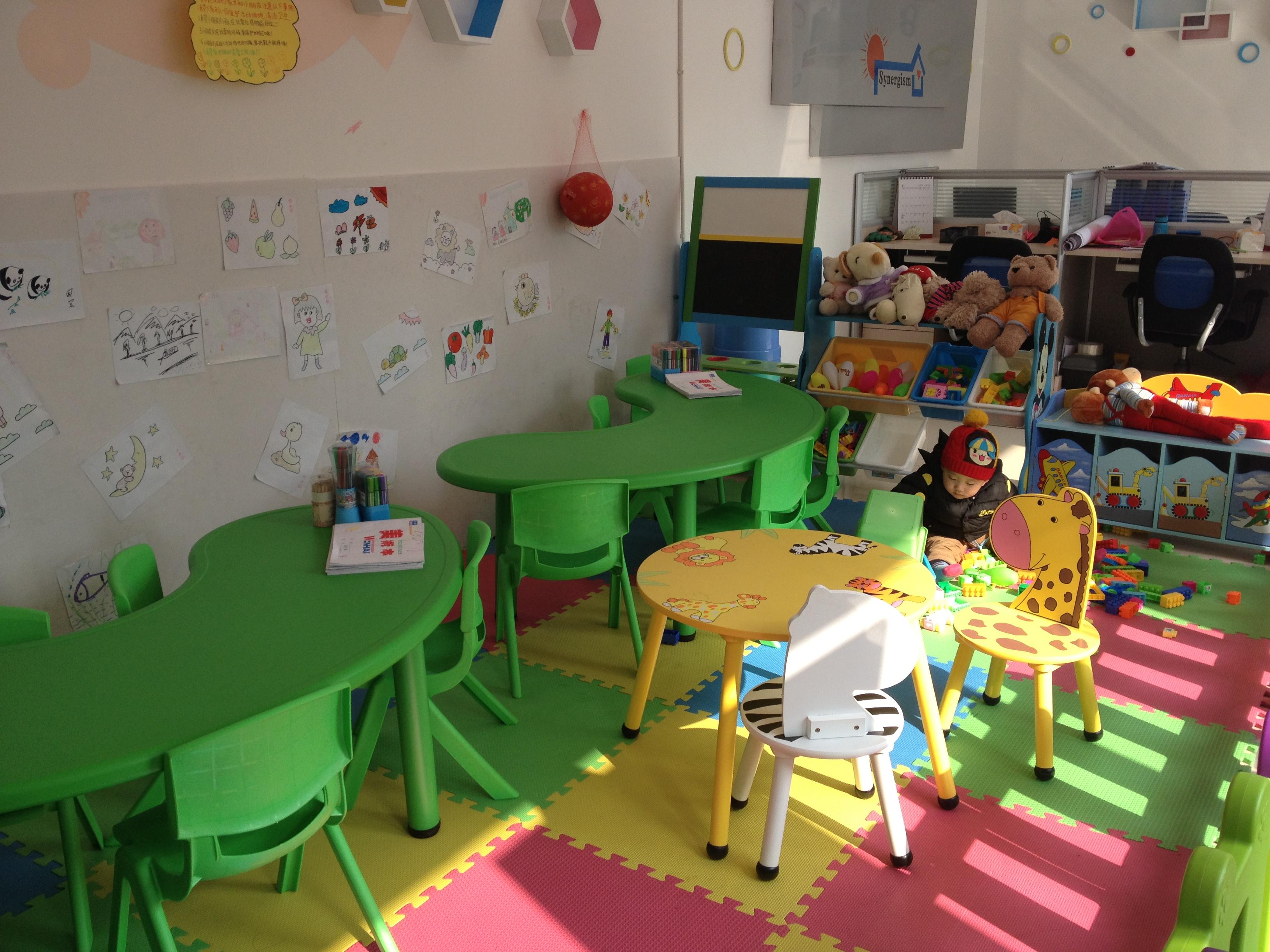 温江区建设 儿童之家 提升关爱的温度
