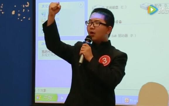 石室联合中学 邱行健