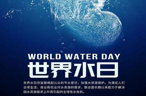 世界水日,这些知识你应该知道
